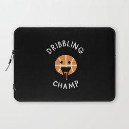 Dribbling Champ Laptop Sleeve
