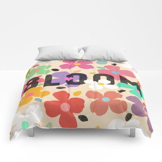Bloom by Galaxy Eyes & Garima Dhawan Comforters