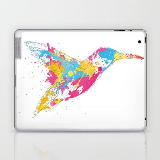 Bird of colour Laptop & iPad Skin