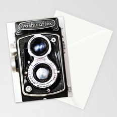 Yashica Retro Vintage Camera Stationery Cards