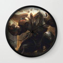 Arclight Yorick League Of Legends Wall Clock