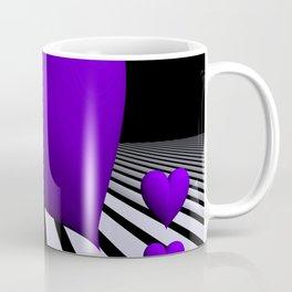 go violet -13- Coffee Mug