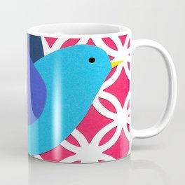 A Free Bird, A Caged Bird Coffee Mug