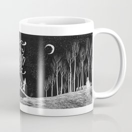 To the Moominvalley Coffee Mug