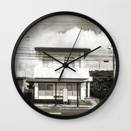 Sorry we are closed Wall Clock