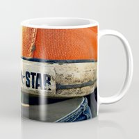 converse Mugs featuring Converse by americansummers