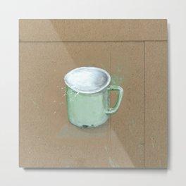 Melamine Mug » These are the things I use to define myself Metal Print
