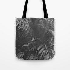 Colorless Fern Tote Bag