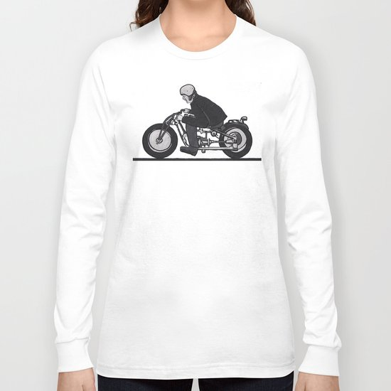 "The ""DEICH"" RIDER Long Sleeve T-shirt"
