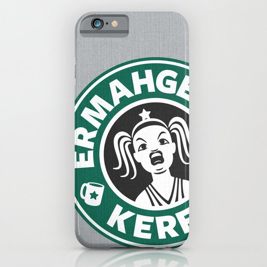 Ermahgerd, Kerfer! iPhone & iPod Case