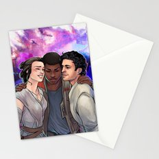Star Friends Stationery Cards