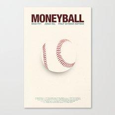 Moneyball Canvas Print
