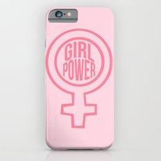 Girl Power Slim Case iPhone 6s