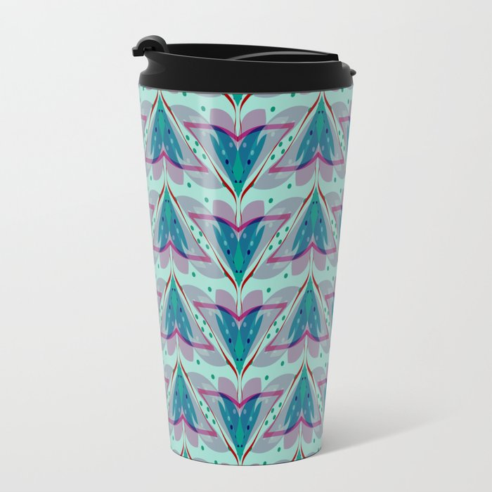 Fish tales 1b Travel Mug