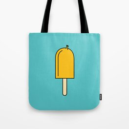Banana Pop Tote Bag