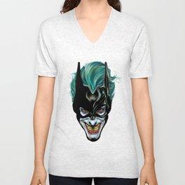 Joker - Darkest Knight  Unisex V-Neck