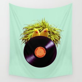 Summer Sound System Wall Tapestry