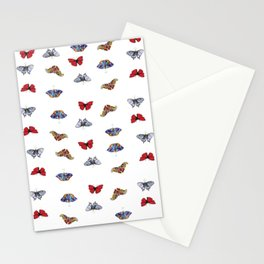 Butterflies Stationery Cards