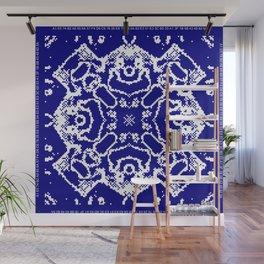 CA Fantasy Deep Blue-White series #7 Wall Mural