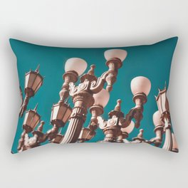 Los Angels Museum of Art Rectangular Pillow