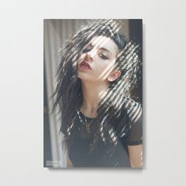 Superlove ~ Charli XCX Metal Print