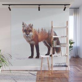 Fox Wall Mural
