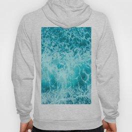 Blue Ocean Waves 2 Hoody