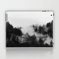 End in fire black & white (requested) Laptop & iPad Skin