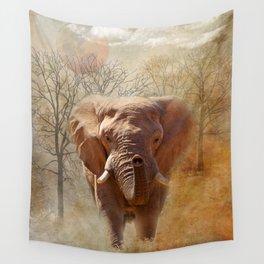 African Safari Wall Tapestry