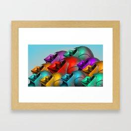 Holocronix Framed Art Print
