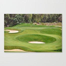 Golf Joondalup club Canvas Print