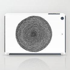 Circle / Semi Circles iPad Case