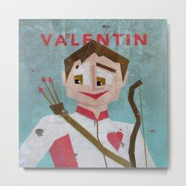 Valentin Metal Print