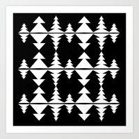 geo Art Prints featuring geo by BruxaMagica_susycosta