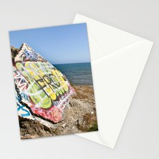 Sunken City Graffiti Stationery Cards