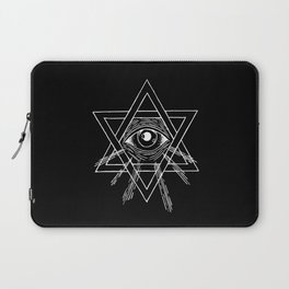 Shining Jew Eye Laptop Sleeve