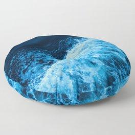 Sea 11 Floor Pillow