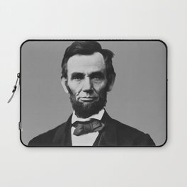President Abraham Lincoln Laptop Sleeve