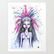 'Spirit Within' Art Print