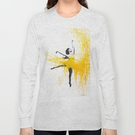 Sunflower Dance Long Sleeve T-shirt