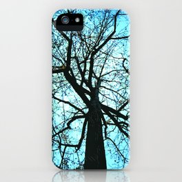 Up the Tree iPhone Case