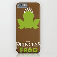 The Princess and the Frog iPhone 6s Slim Case