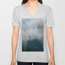 Hidden Path Unisex V-Neck