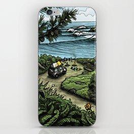 Oceanfront iPhone Skin