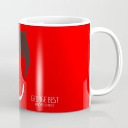 George Best Coffee Mug