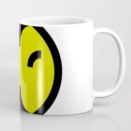 face 6 Coffee Mug