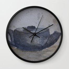 Teapot Wall Clock