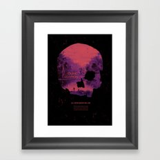 Young Wounds Framed Art Print