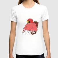 cardinal T-shirts featuring Cardinal by Jacob Waites