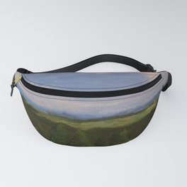 View Of Pikes Peak Fanny Pack